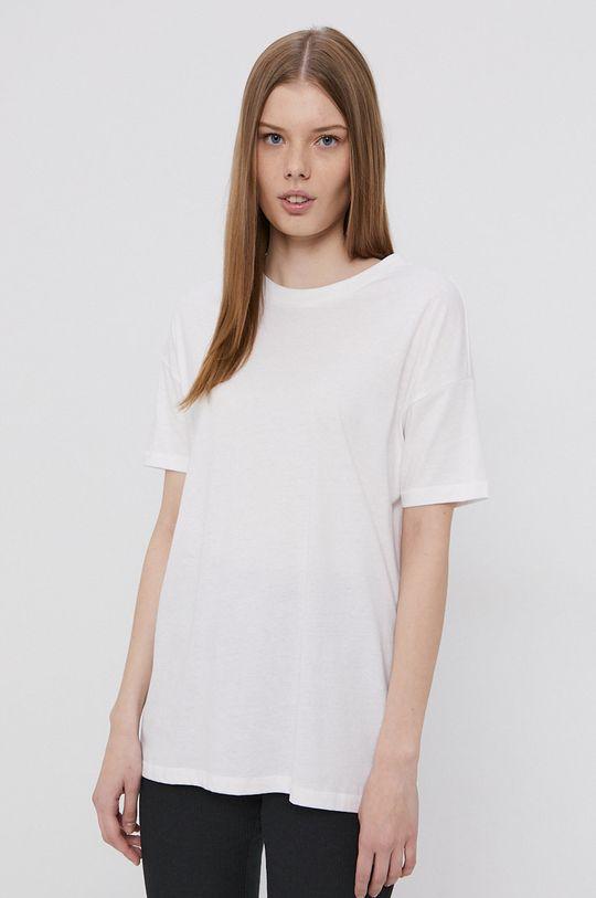 biela Only - Bavlnené tričko