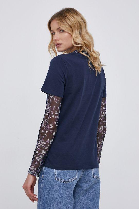 Vila - T-shirt 60 % Bawełna, 40 % Poliester