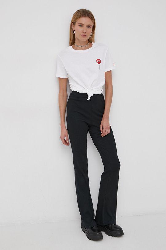 Vans - T-shirt bawełniany IT biały