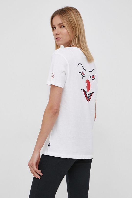 Vans - T-shirt bawełniany IT 100 % Bawełna