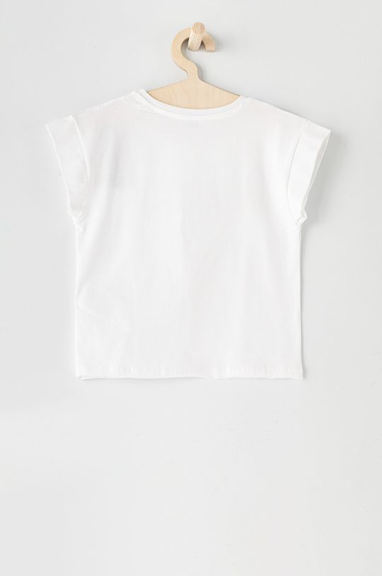 Guess - T-shirt dziecięcy 96 % Bawełna, 4 % Elastan