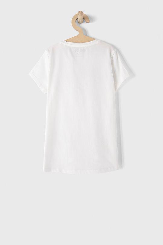 Guess - T-shirt dziecięcy 116-175 cm biały