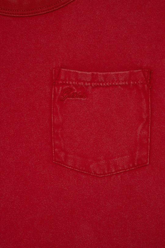 Guess - Detské bavlnené tričko  100% Bavlna