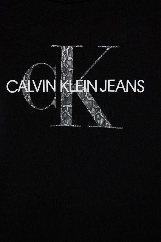 Calvin Klein Jeans - T-shirt dziecięcy 100 % Bawełna organiczna