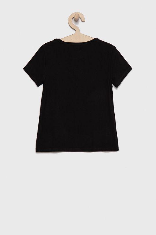 Guess - Tricou copii negru