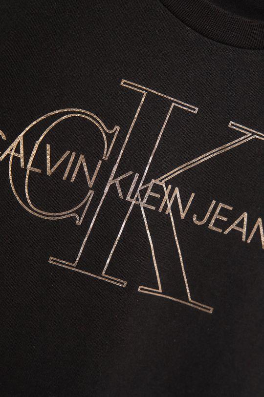 Calvin Klein Jeans - T-shirt bawełniany dziecięcy 100 % Bawełna
