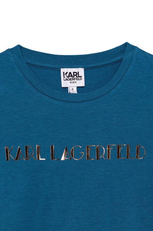 Karl Lagerfeld - Tricou copii  47% Bumbac, 7% Elastan, 46% Modal