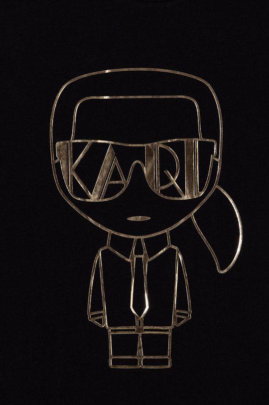 negru Karl Lagerfeld - Tricou copii