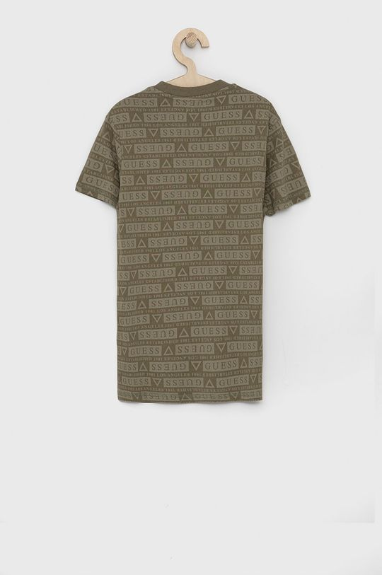 Guess - T-shirt dziecięcy 100 % Bawełna