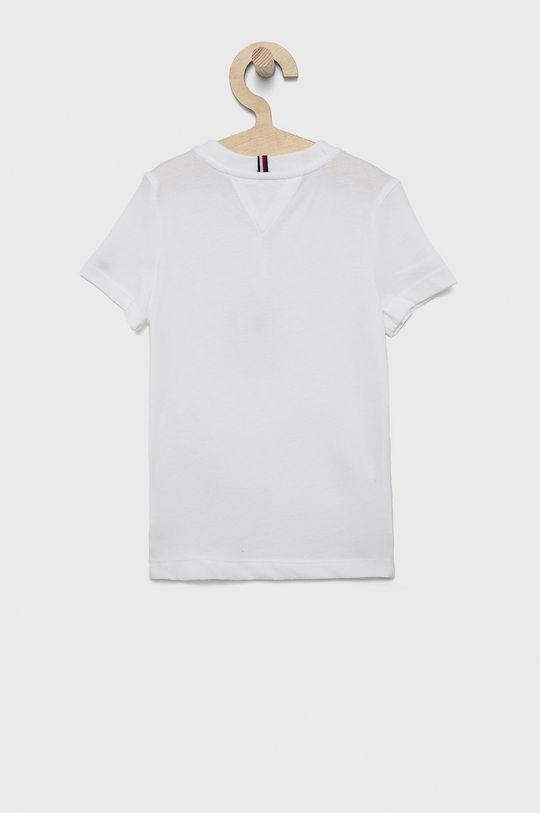 Tommy Hilfiger - Detské tričko biela