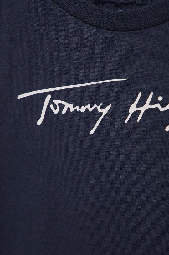 Tommy Hilfiger - Detské tričko  35% Bavlna, 65% Polyester