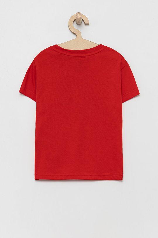 adidas Originals - Detské bavlnené tričko červená