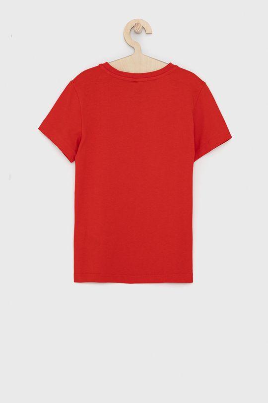 adidas Originals - Tricou de bumbac pentru copii  Materialul de baza: 100% Bumbac Banda elastica: 95% Bumbac, 5% Spandex