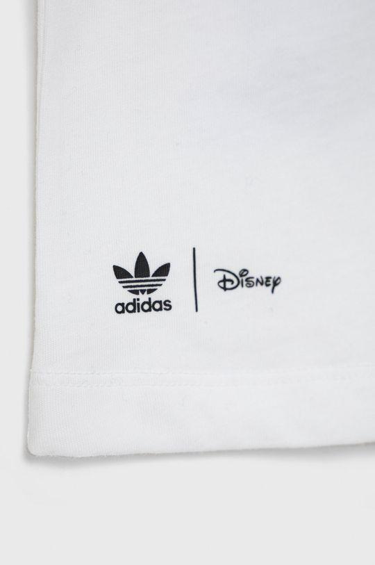 adidas Originals - T-shirt bawełniany dziecięcy x Disney 100 % Bawełna