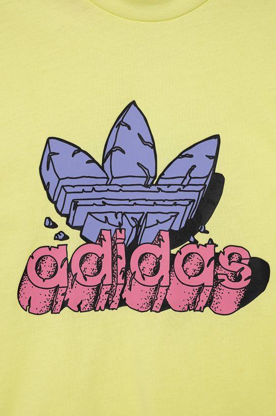 adidas Originals - Detské bavlnené tričko  100% Bavlna