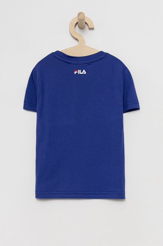 Fila - Detské bavlnené tričko fialová