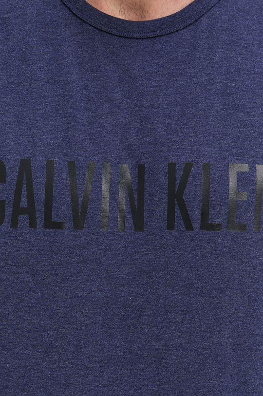 granatowy Calvin Klein Underwear - T-shirt bawełniany