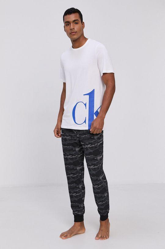 Calvin Klein Underwear - T-shirt piżamowy biały