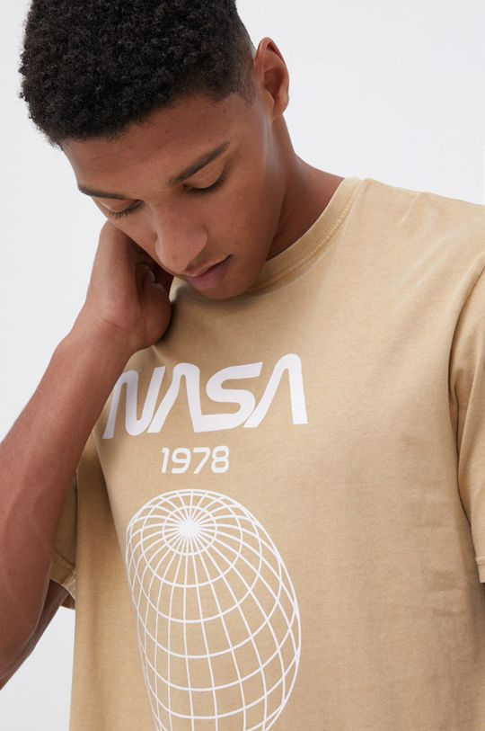 nisip Only & Sons - Tricou din bumbac