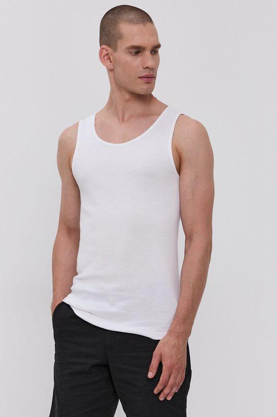 czarny Only & Sons - T-shirt bawełniany (2-pack) Męski
