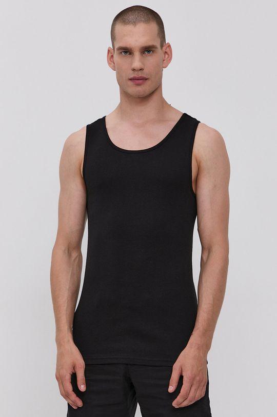 Only & Sons - T-shirt bawełniany (2-pack) czarny