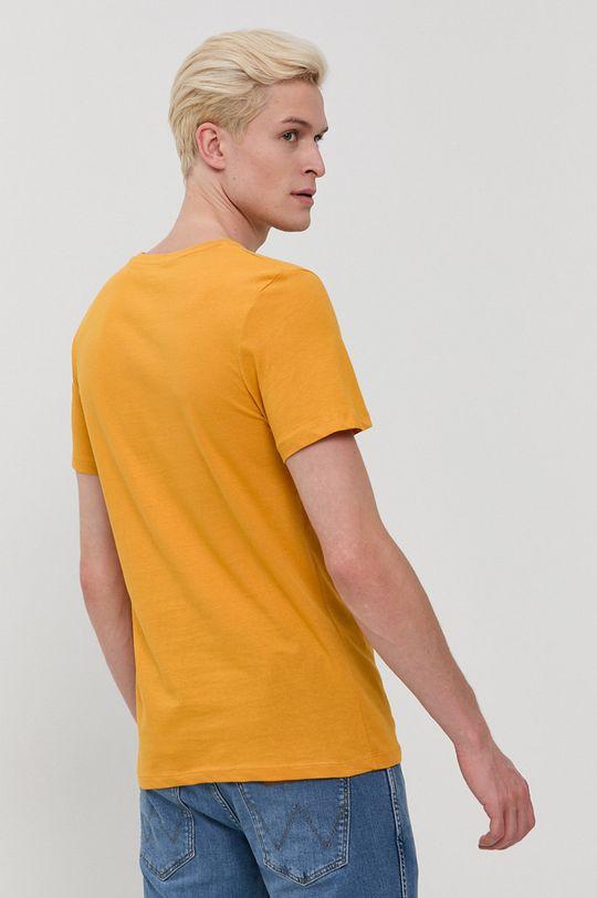 Jack & Jones - Bavlnené tričko  100% Bavlna