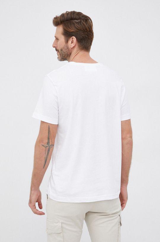 Selected - T-shirt bawełniany 50 % Bawełna, 50 % Bawełna organiczna