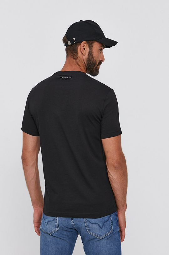 Calvin Klein - Bavlněné tričko  100% Organická bavlna