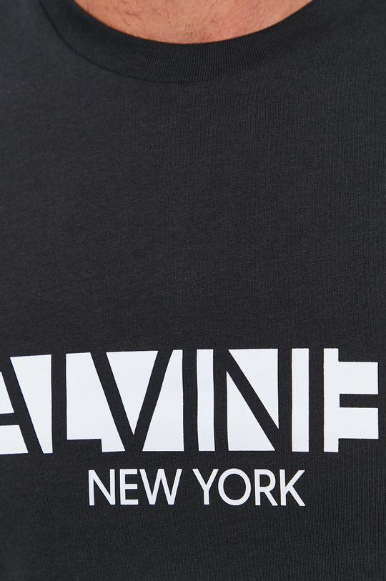 Calvin Klein - T-shirt bawełniany Męski