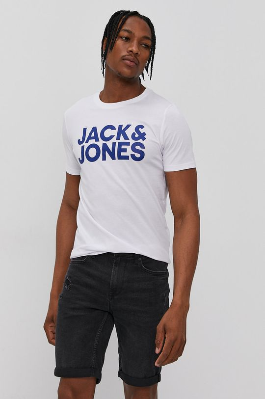 Jack & Jones - Tričko (3-pack) černá