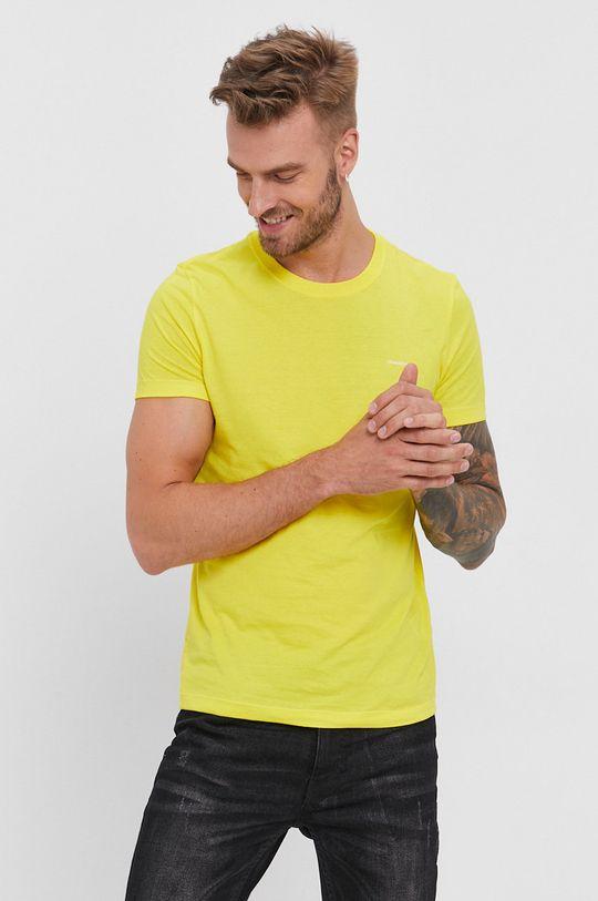 Calvin Klein Jeans - T-shirt (2-pack) żółty