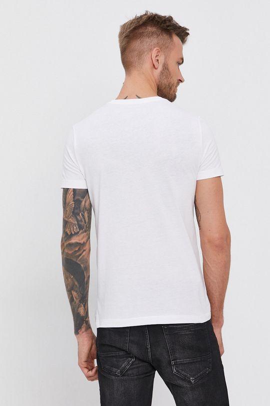 żółty Calvin Klein Jeans - T-shirt (2-pack)