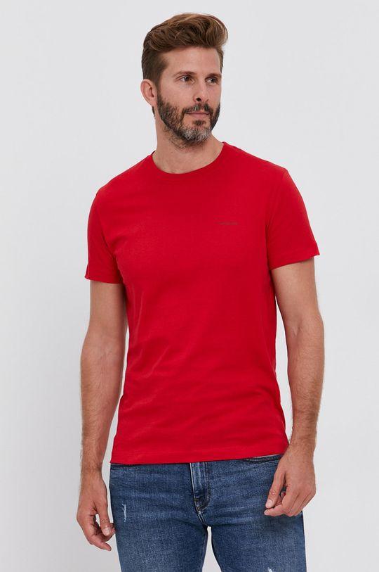 Calvin Klein Jeans - T-shirt (2-pack) czerwony