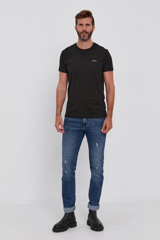 Calvin Klein Jeans - T-shirt (2-pack) 100 % Bawełna