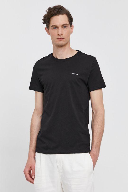 Calvin Klein Jeans - Tričko (2-pack) béžová