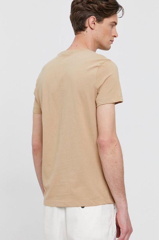 béžová Calvin Klein Jeans - Tričko (2-pack)