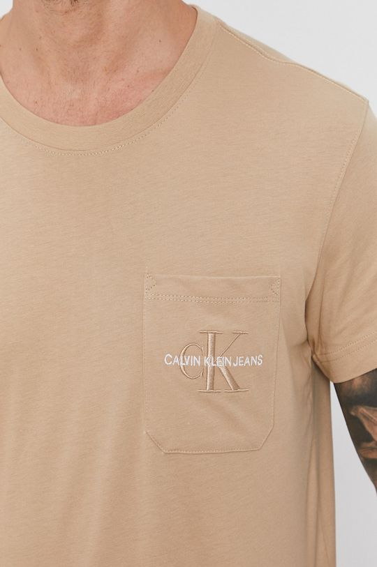 Calvin Klein Jeans - T-shirt bawełniany Męski