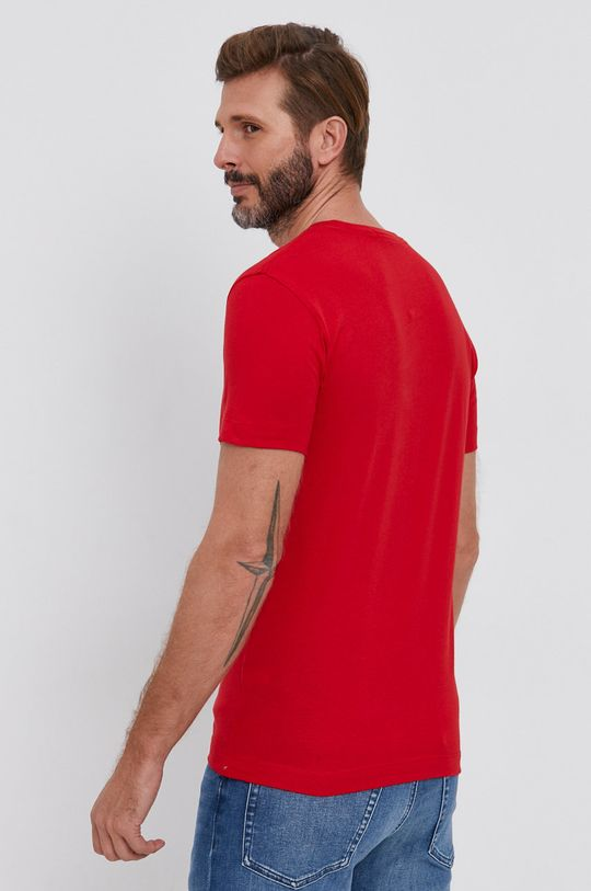 Calvin Klein Jeans - T-shirt czerwony