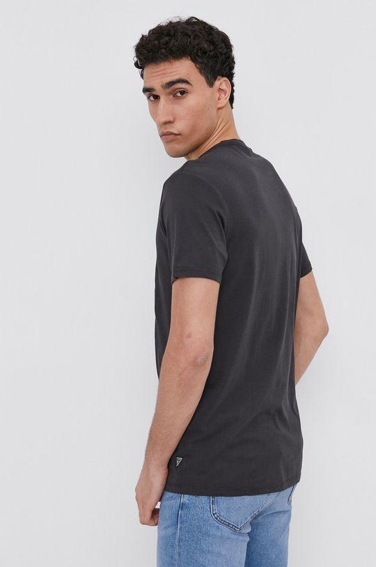 Guess - Bavlnené tričko  100% Organická bavlna