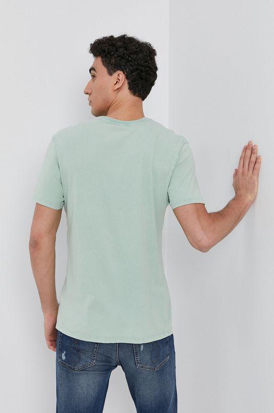 Guess - Bavlněné tričko  100% Organická bavlna