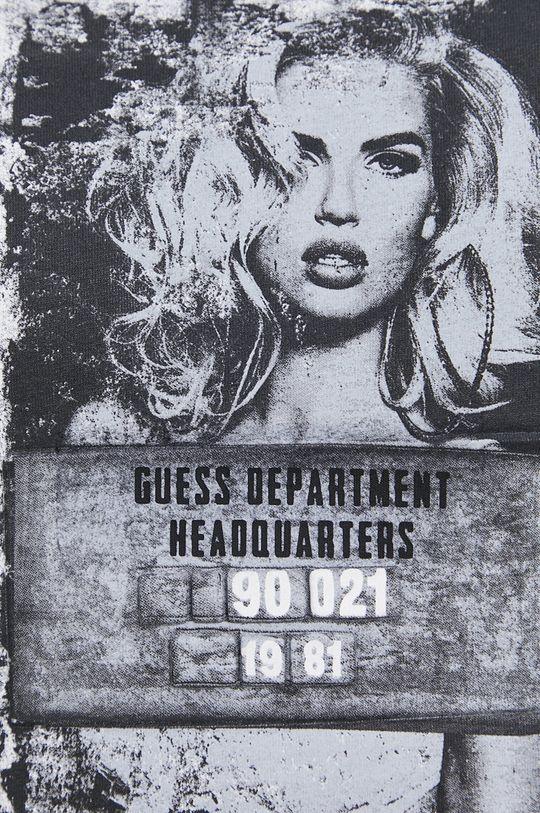 Guess - Bavlněné tričko Pánský