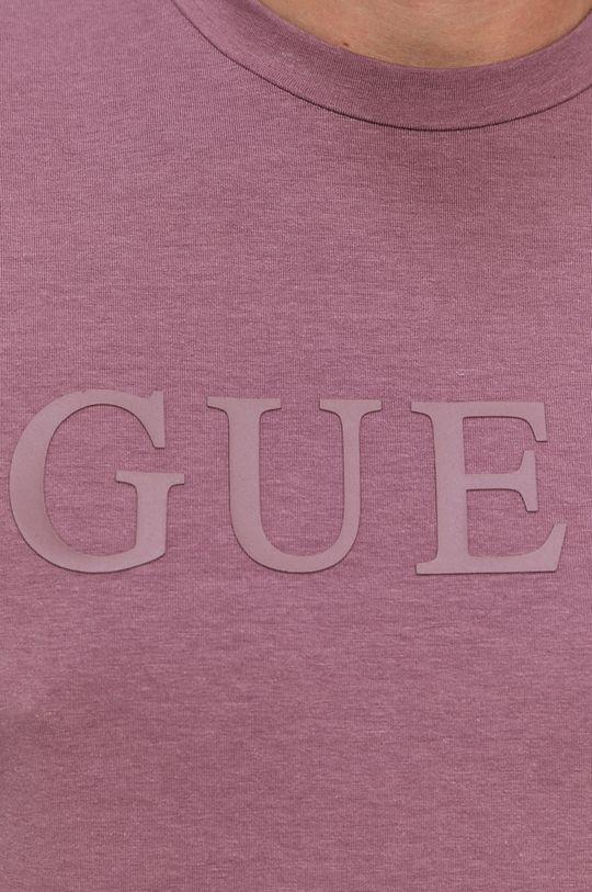 ružovo-červená Guess - Tričko