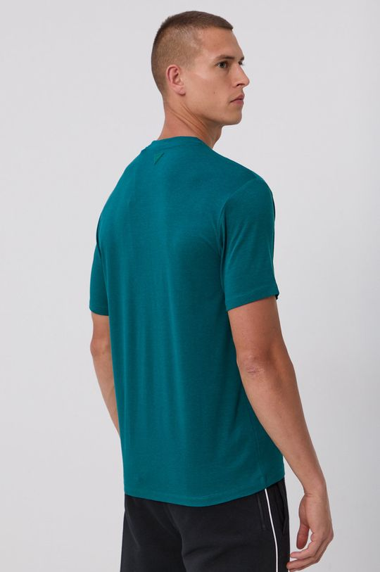 Guess - T-shirt 48 % Bawełna, 5 % Elastan, 47 % Modal
