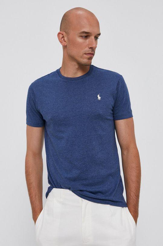 oceľová modrá Polo Ralph Lauren - Tričko Pánsky