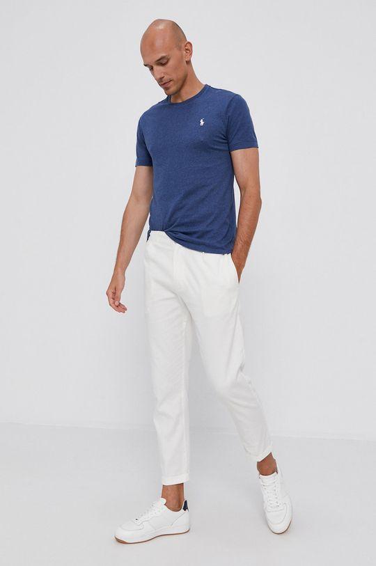 Polo Ralph Lauren - Tričko oceľová modrá