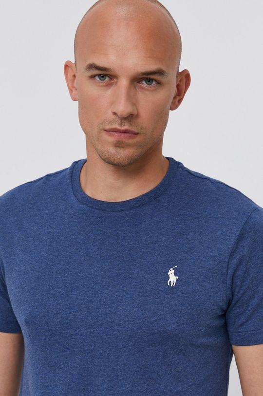 oceľová modrá Polo Ralph Lauren - Tričko