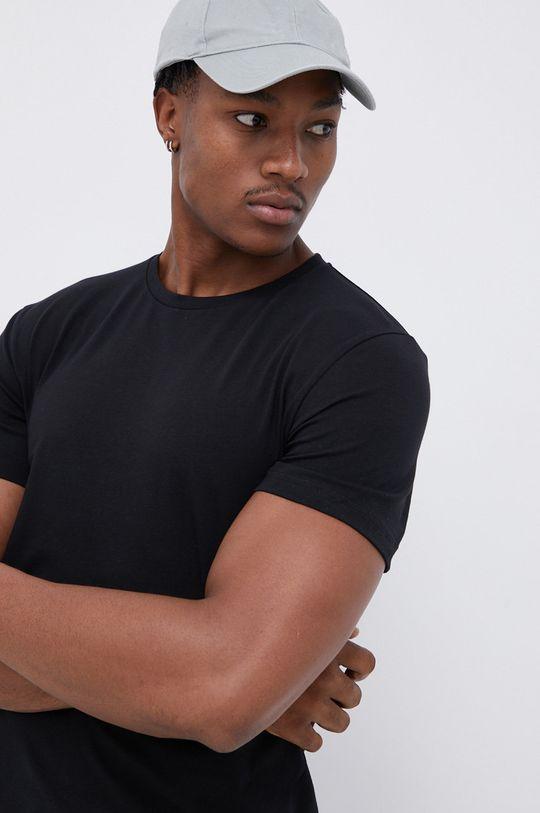 czarny Produkt by Jack & Jones - T-shirt