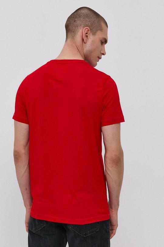Tommy Jeans - Bavlněné tričko  100% Bavlna