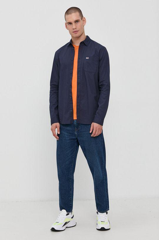 Tommy Jeans - Tričko oranžová