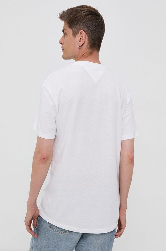 Tommy Jeans - Bavlnené tričko  100% Bavlna